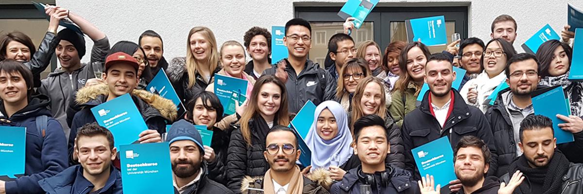 Deutsch Lernen In München Dkfa